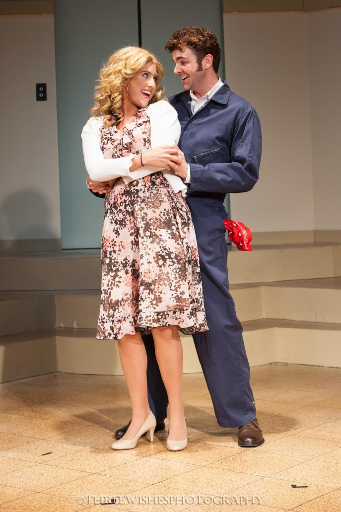 9 to 5 Musical 2014 11