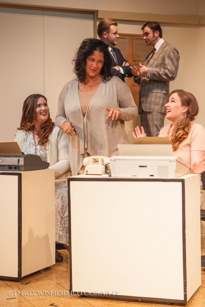 9 to 5 Musical 2014 10