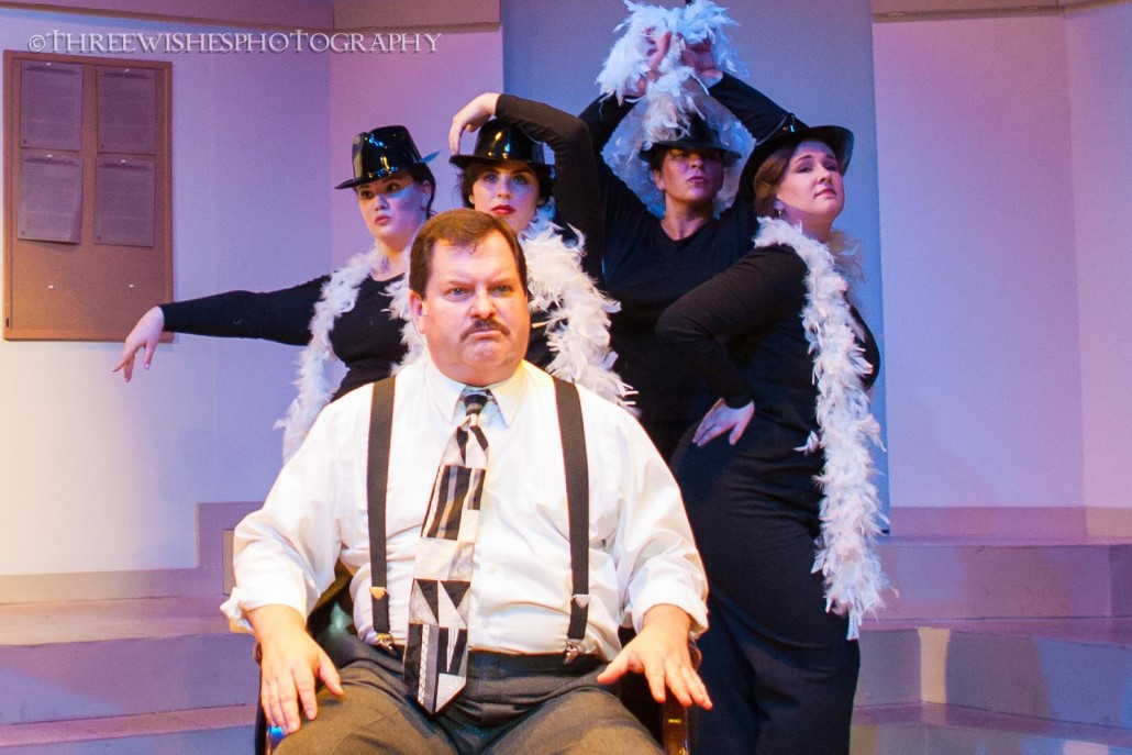 9 to 5 Musical 2014 6