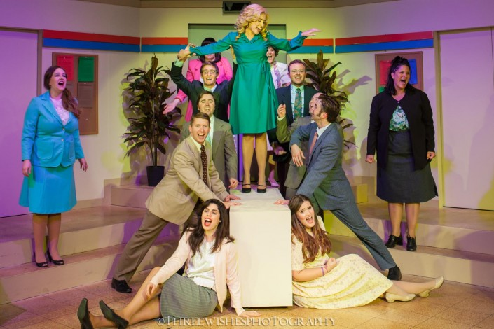 9 to 5 Musical 2014 12