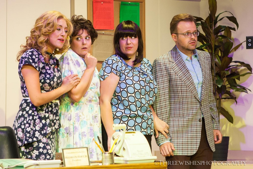 9 to 5 Musical 2014 1