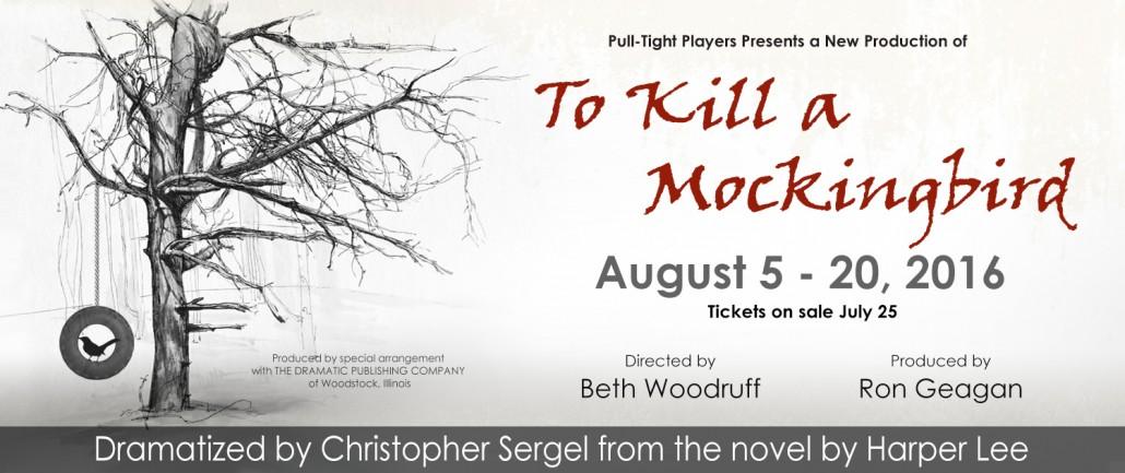 To Kill a Mockingbird 2016 Website Banner