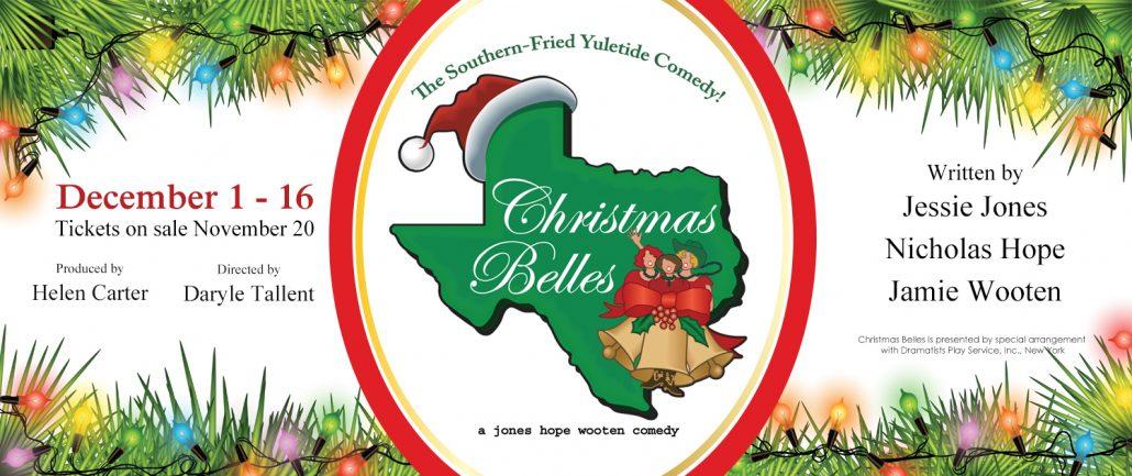 Christmas Belles 2017 Website Banner