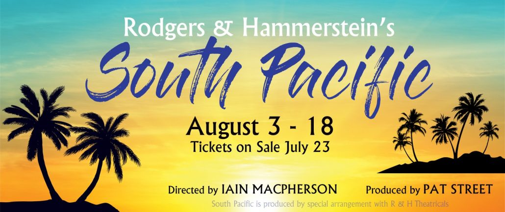 South Pacific 2018 Website Banner