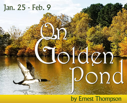 On Golden Pond by Ernest Thompson