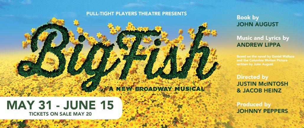 Big Fish 2019 Website Banner