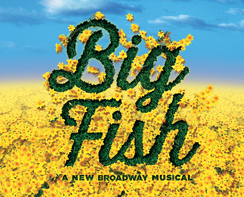 Big Fish: A Broadway Musical