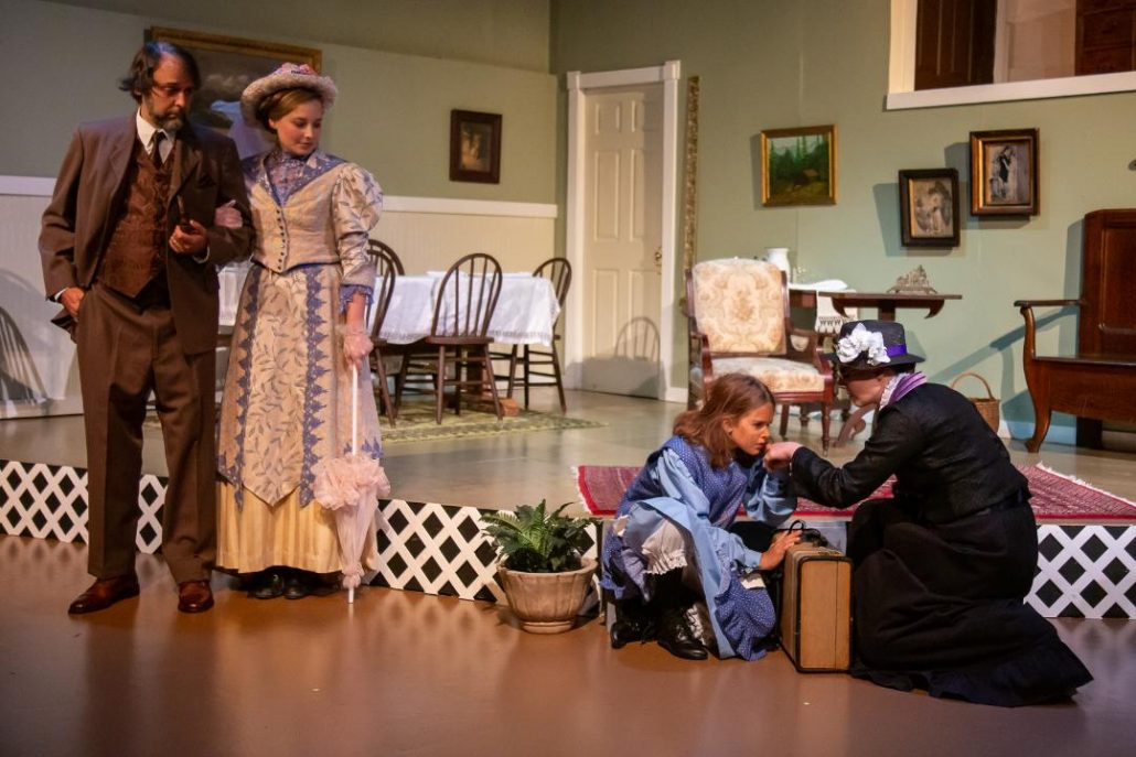 The Miracle Worker at Pull-Tight Theatre