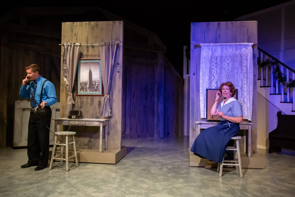 White Christmas at Pull-Tight Theatre 2019