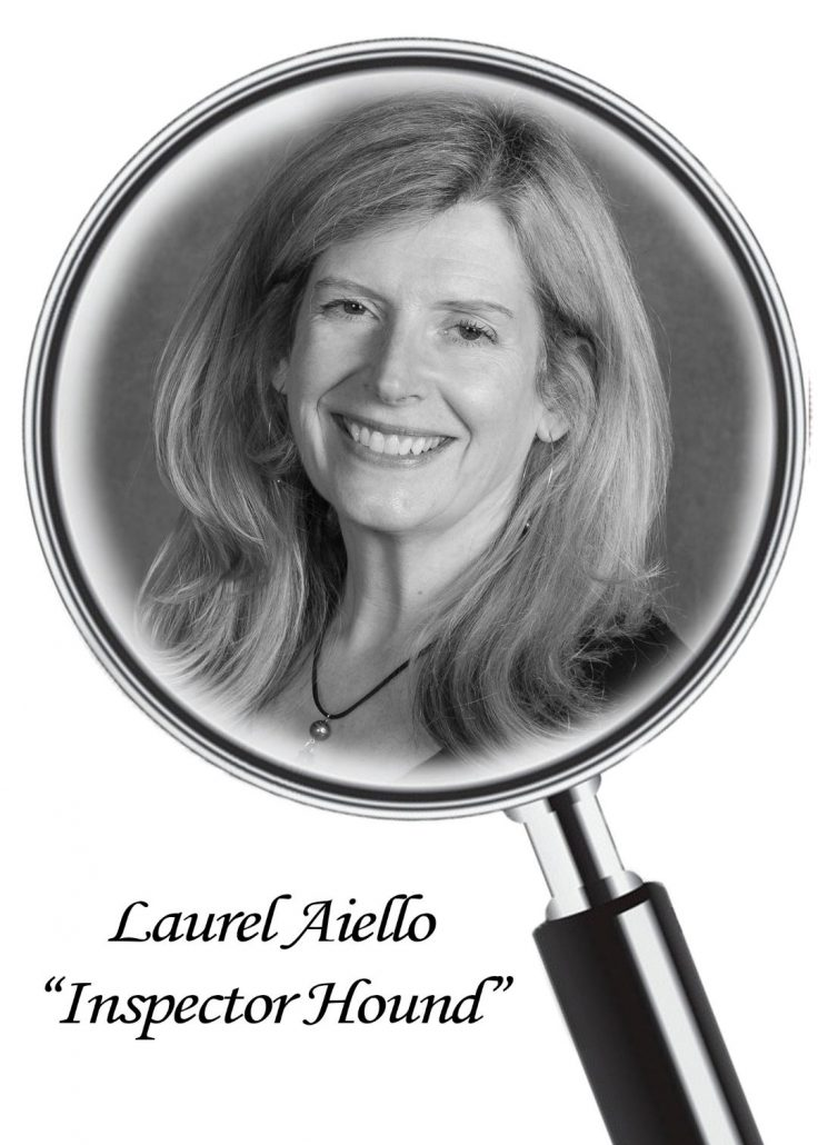 Laurel Aiello as Inspector Hound