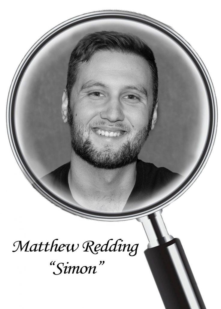 Matthew Redding as Simon