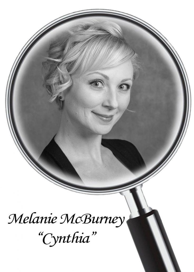 Melanie McBurney as Cynthia