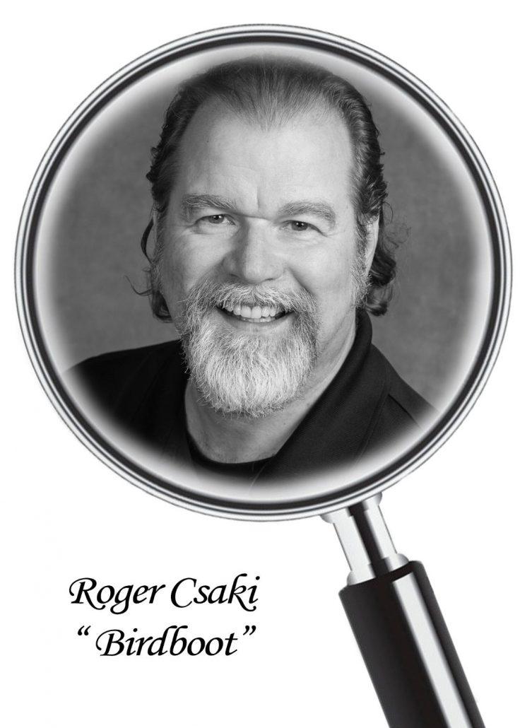 Roger Csaki as Birdboot