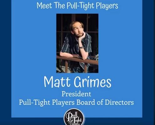 Meet artist member Matt Grimes