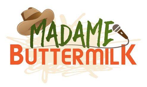 Madame Buttermilk 2022 Logo