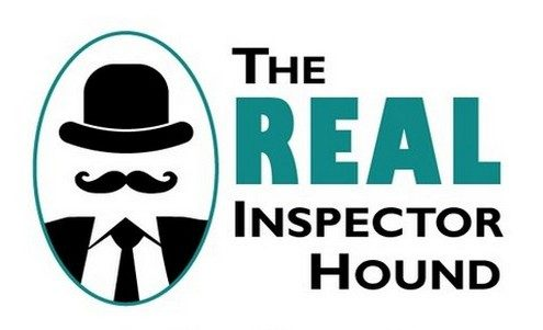 Real Inspector Hound 2021 Logo