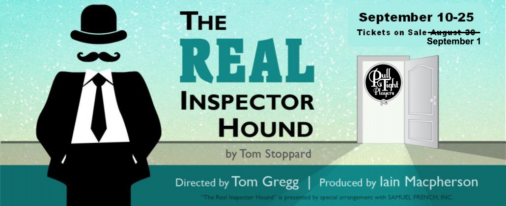 The Real Inspector Hound at Pull-Tight Players