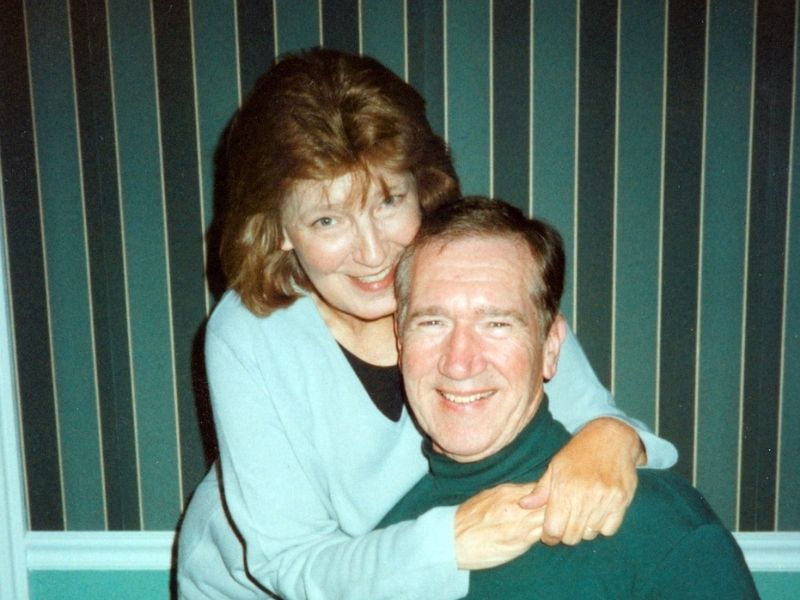 Ray and Marianne Clark